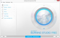 Ashampoo Burning Studio FREE - программа для записи на CD, DVD и Blu-Ray ди ...
