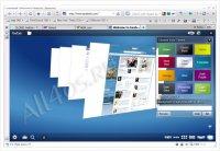 Lunascape - интернет браузер на основе трех движков