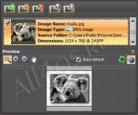 ImBatch – бесплатный редактор фотографий