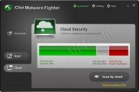 IObit Malware Fighter - ��������� ��� ������ � ����������� �������
