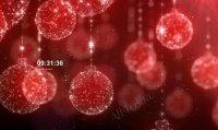 Заставка – Новогодние шары