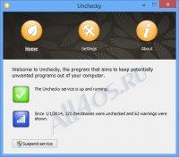 Unchecky – программа для блокирования установки нежелательного ПО