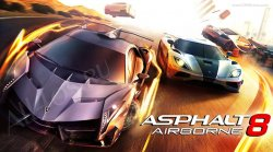 Asphalt 8: Airborne � ���������� ����� ��� Windows 8.1