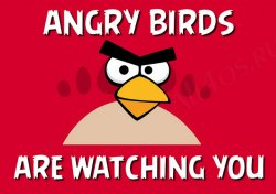 ������� - Angry Birds ������ �� ������ ��������