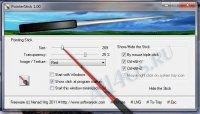 PointerStick - виртуальная указка на рабочем столе
