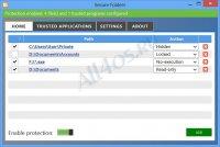 Secure Folders – программа для скрытия папок и файлов