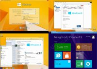 Windows 8 Transformation Pack – трансформация Windows XP, Vista, 7 в Window ...