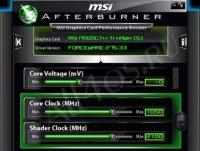 MSI Afterburner - программа для разгона видеокарт NVIDIA и AMD