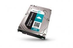 Seagate представила жесткий диск емкостью 6 ТБ