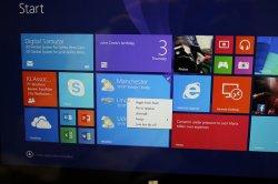 Живым плиткам в Windows 8 добавят больше интерактивности