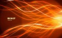Заставка - Волны огня