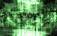 Скринсейвер - Электронные блоки