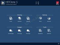 HDClone - программа для создания резервных копий дисков