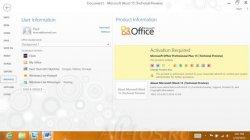Microsoft Office 2015 - большая утечка информации о новой версии