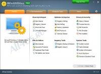 WinUtilities - программа для тонкой настройки операционных систем Windows