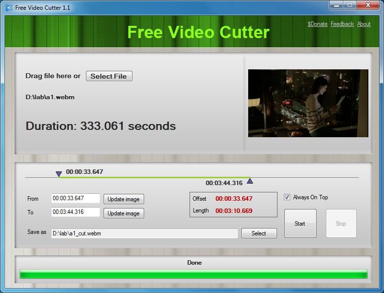 Программа обрезки видео андроид