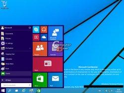 Первые официальные скриншоты Windows 9 (20 фото + видео)