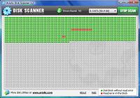 Ariolic Disk Scanner – программа для проверки жестких и съемных дисков на ошибки