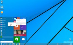 ������ ����� ����� ������������ ������� Windows 10 Technical Review