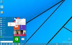 Первый обзор новой операционной системы Windows 10 Technical Review