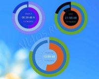 Eusing Clock - часы-будильник для рабочего стола