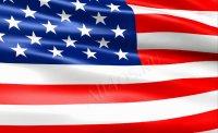 Заставка с флагом США