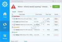 DriveTheLife - программа для автоматического обновления драйверов