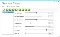 Skype Voice Changer – программа для изменения голоса в Skype