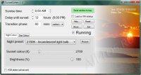 SunsetScreen – программа для автоматического регулирования яркости экрана