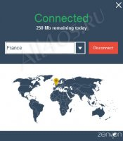 ZenVPN - программа для обхода запрета сайтов