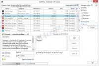 SyMenu – программа для быстрого и удобного запуска приложений