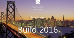 Microsoft �������� ���� ���������� Build 2016