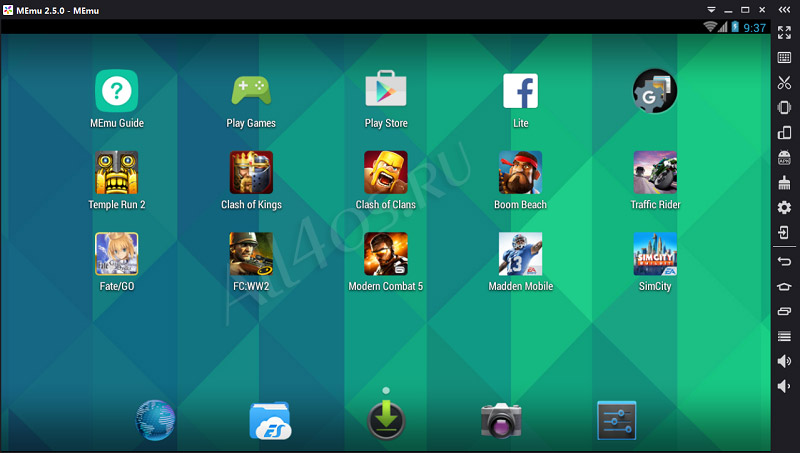 Top 5 best android emulators for windows 7 and 8 pcs pro domain blog.