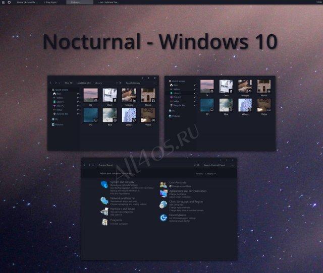 скачать тема для Windows 10 - фото 11