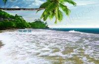Заставка «Тропическое Побережье»