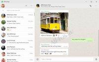 WhatsApp для компьютера, Windows версия популярного мессенджера