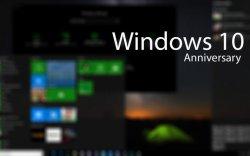 Как получить обновление Windows 10 Anniversary Update?