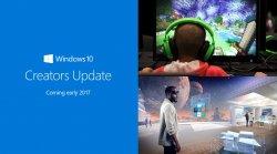 Creators Update Windows 10 – грядет очередное большое обновление