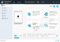 Syncios – программа для подключения iPod, iPhone и iPad к компьютеру