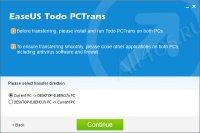 EaseUS Todo PCTrans – программа для переноса системы на другой компьютер