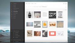 Microsoft показала концепт File Explorer для Windows 10
