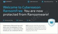 Cybereason RansomFree – программа для защиты от вируса WannaCry и других вымогателей