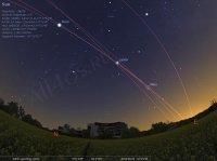 Stellarium – бесплатная программа планетарий