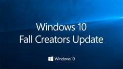 Видео с новой Windows 10 Fall Creators Update