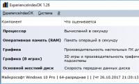 ExperienceIndexOK – программа для оценки производительности компьютера
